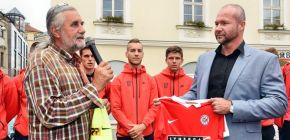 VIDEO: Druhý ročník setkání Zbrojováků na Svoboďáku