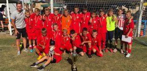 U13: Zbrojováci skončili druzí na turnaji v Modřicích